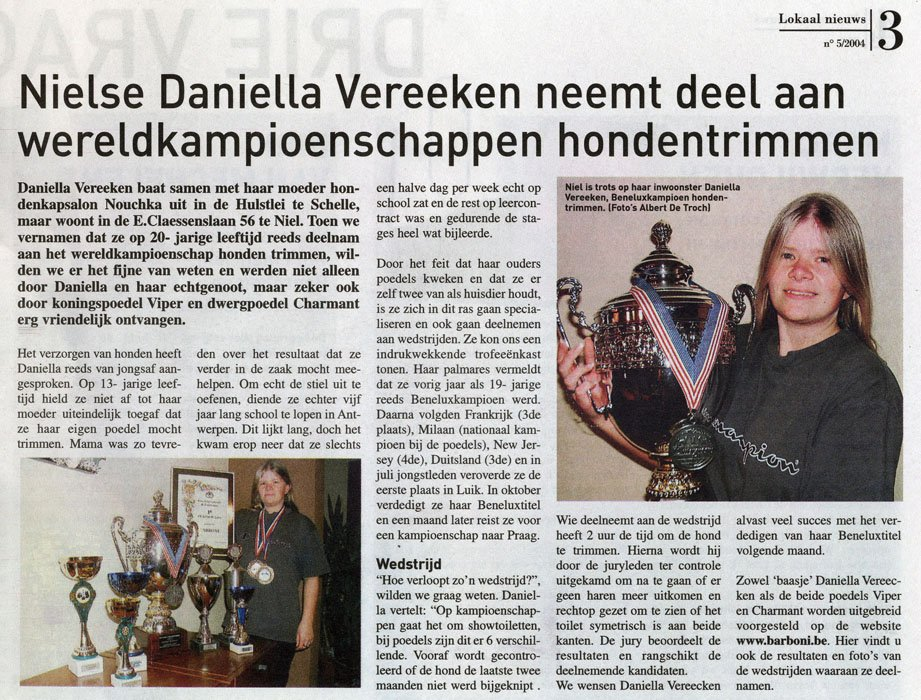 Nielse Burgerkrant - Mei 2004